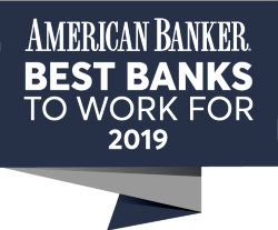 2019 Best Bank To Work For